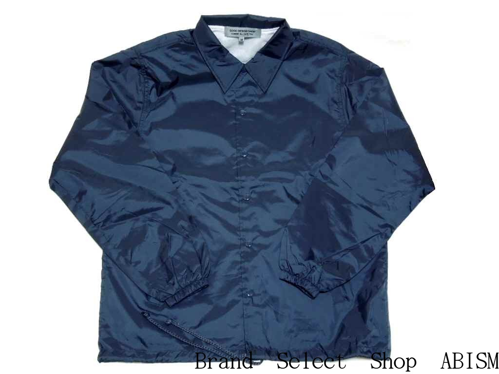 """★ Mens size ★ COMME des GARCONS (Comme des Garçons) """"CDG"""" logo COACH JACKET (coach jacket)"""