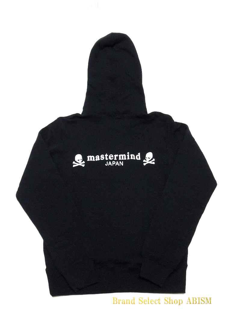 Mastermind JAPAN (마스터 마인드 재팬) × Theater8 (극장 8) MADONNA (마돈나) 콜라 보 레이 션 파커 (BLACK)