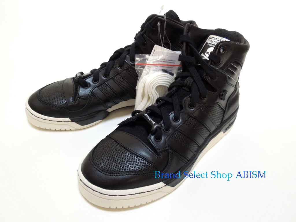b411040589aa mastermind JAPAN (mastermind Japan) x A O RIVALRY (rivals Leigh Centurions)  HI  Shoes   Sneakers  The last collaboration  Black   brand new   Free  shipping