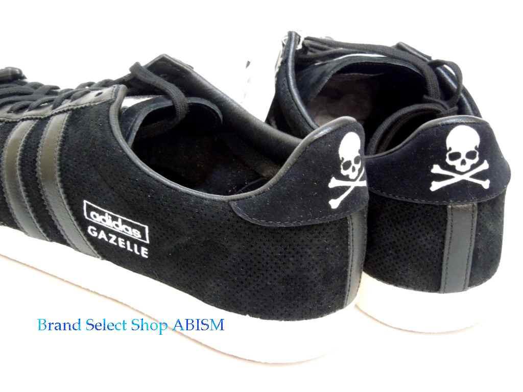 mastermind japan x adidas gazelle