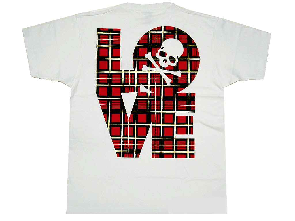 Mastermind JAPAN (마스터 마인드 재팬) FINAL COUNT DOWN TEE WHITE (티셔츠) (화이트)