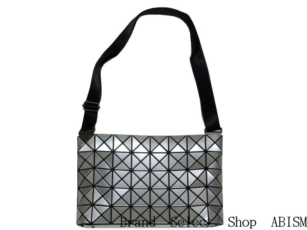 e0f7d05ffb5 ... baobao issey miyake prism basics shoulder bag shoulder bag silver  silver made in japan new bbag ...
