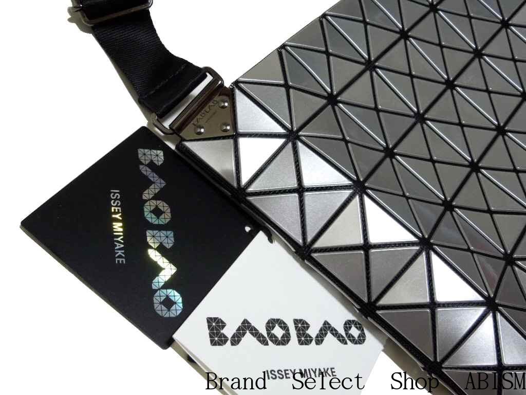 BAOBAO ISSEY MIYAKE (バオバオイッセイミヤケ) PRISM BASICS SHOULDER BAG 숄더백 BB55AG042-91