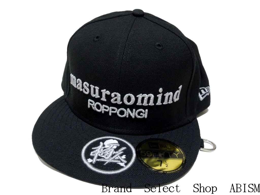 """""""masurao mind ROPPONGI"""" mastermind JAPAN (mastarmindjapan) × masurao Roppongi (maslaoloppongi) collaboration NEW ERA CAP (black)"""