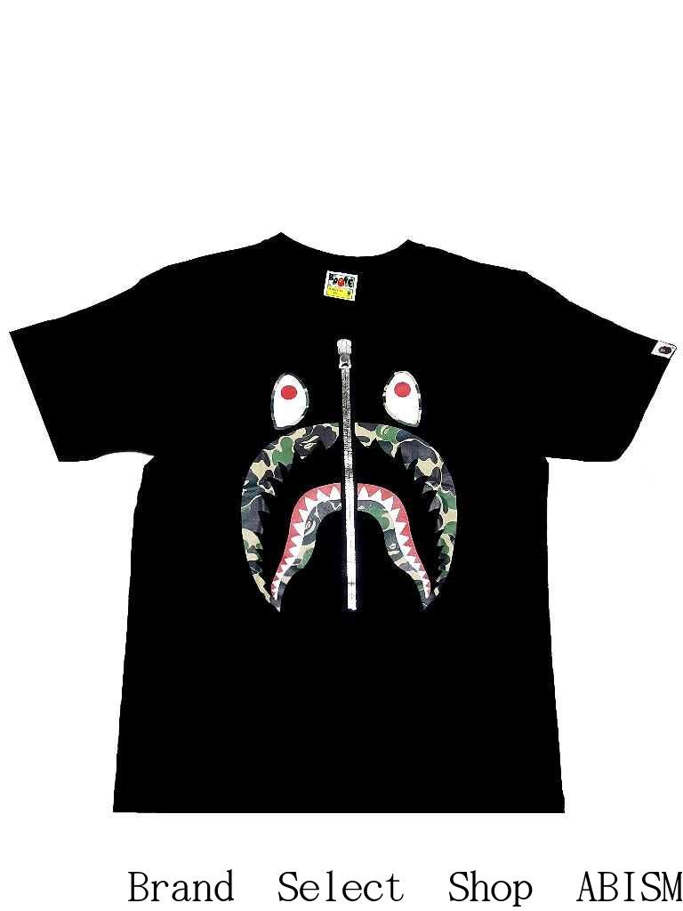 A BATHING APE (エイプ) SHARK TEE