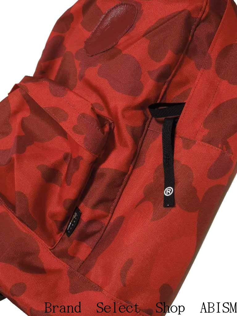 A BATHING APE (エイプ) COLOR CAMO CORDURA DAY PACK (배낭) (배낭)