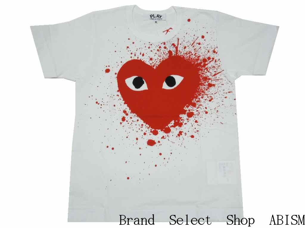 brand select shop abism | Rakuten Global Market: PLAY COMME des GARCONS (Comme des garcons play ...