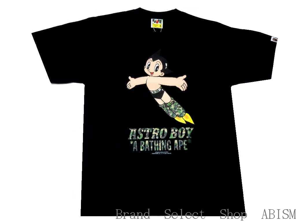 A BATHING APE (エイプ) x ASTRO BOY (아 스트로) ABC ASTRO BOY TEE