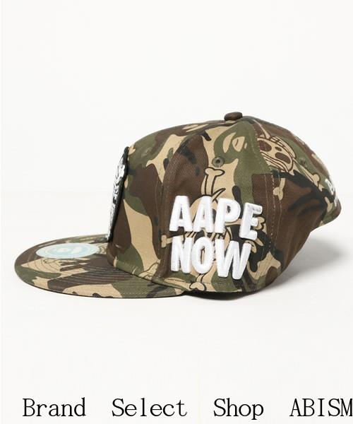 AAPE BY A BATHING APE (에이에이프바이베이싱에이프) x ONE PIECE(원피스) 콜라보레이션 CAP