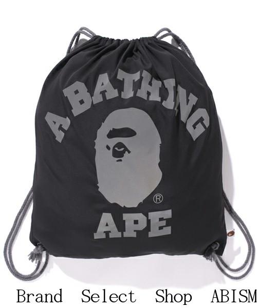 A BATHING APE (エイプ) SUMMER BAG 2016