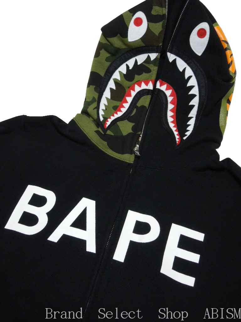 BAPE Logo Is Printed Shark Fulgiphoodi Now In The Worlds Most Popular It Difficult To Obtain Items And Become Products Utilizing Special Pattern
