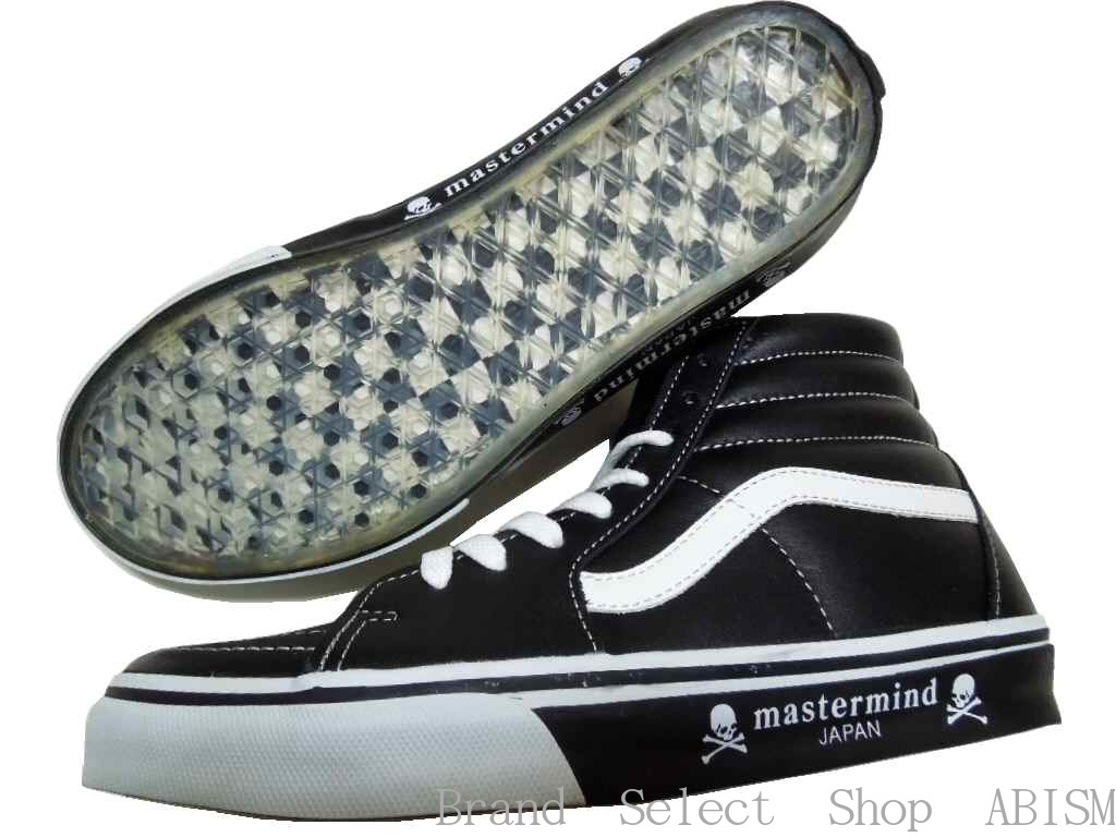 e1b5d415b097a3 mastermind JAPAN (mastermind Japan) x VANS (vans) Collaboration ( collaboration) SK8-HI (skating high)  shoes