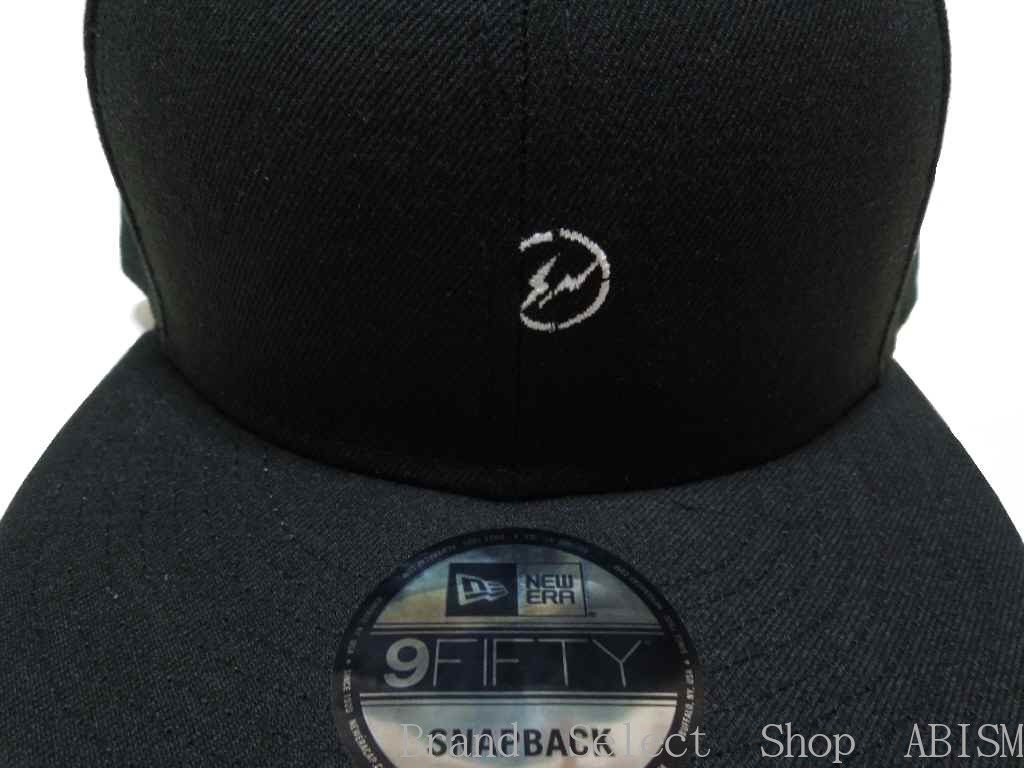 Design fragment (fragment design) x New Era (era) and the SNAPBACK CAP snap back THE PARK ING GINZA (the parking Ginza)