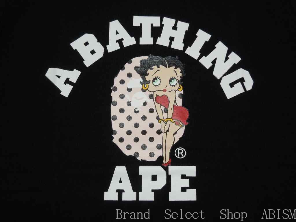 Brand Select Shop Abism Lady S Size A Bathing Ape エイプ