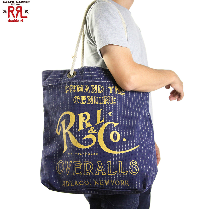 RRL Tote (double RL) Canvas Tote RL) Bag RRL ダブルアールエル トートバッグ, 眠り姫:10926e28 --- number-directory.top