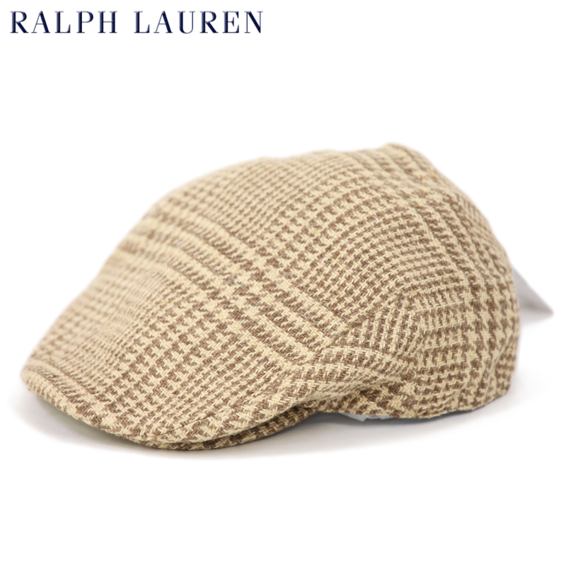 562ec2a8e Polo by Ralph Lauren Tweed Driving Cap US polo Ralph Lauren tweed  deerstalker