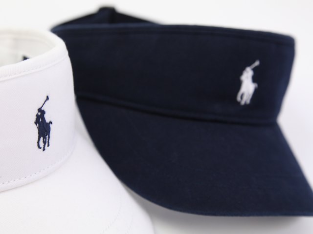 POLO GOLF by Ralph Lauren Pony Visor US Polo Ralph Lauren sun visor Cap