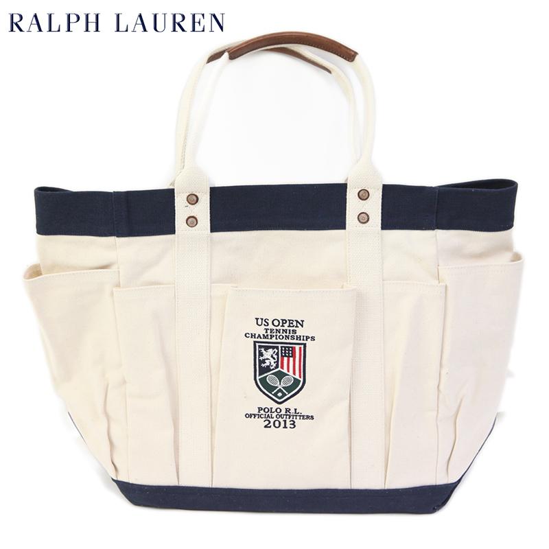Us Vintage Bag Mens Polo Ralph Lauren Open Tote Canvas bf76yYg