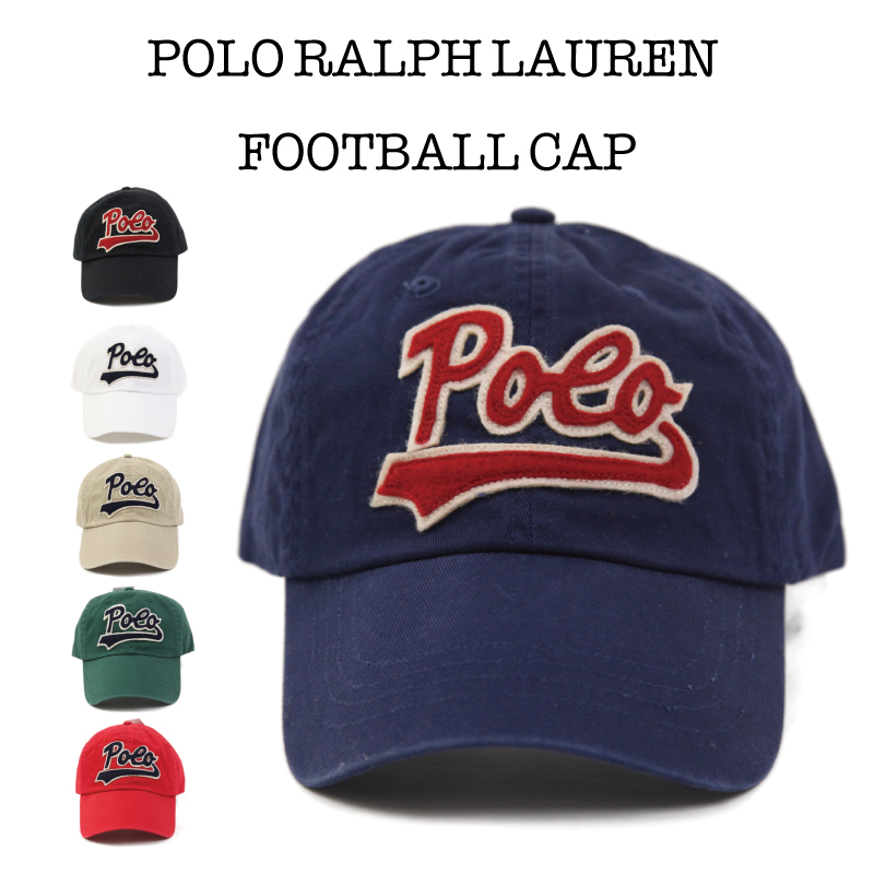 Abjnuts Polo By Ralph Lauren Football Cap Us Polo Ralph Lauren Caps