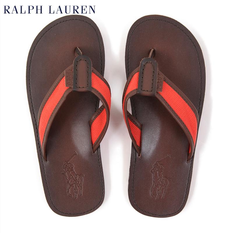 d7836084a0d abjnuts  POLO Ralph Lauren SULLIVAN Flip-Flop US Ralph Lauren men ...