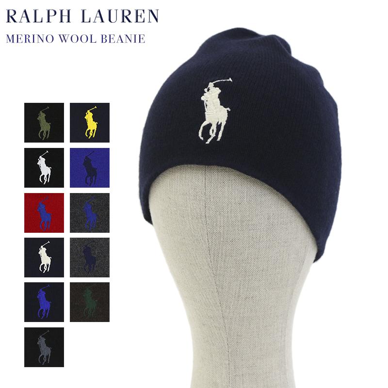 Polo by Ralph Lauren Big Pony Beanie US Polo Ralph Lauren knit knit hat big  pony 44d658ddd86