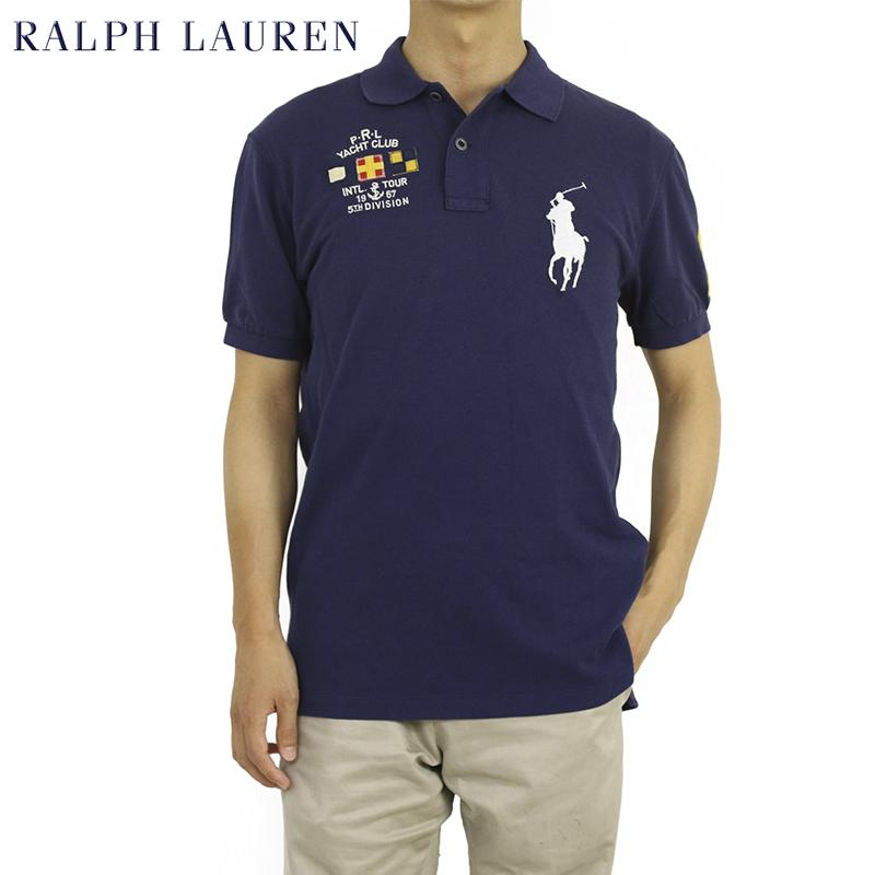 ポロ ラルフローレン メンズ ビッグポニー ヨットクラブ ポロシャツ POLO Ralph Lauren Men's