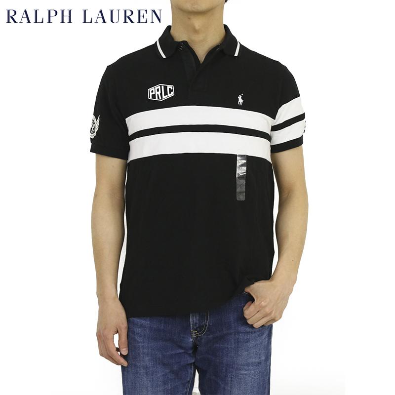 ポロ ラルフローレン メンズ カスタムフィット ニューヨーク サイクリングチーム ポロシャツ POLO Ralph Lauren Men's