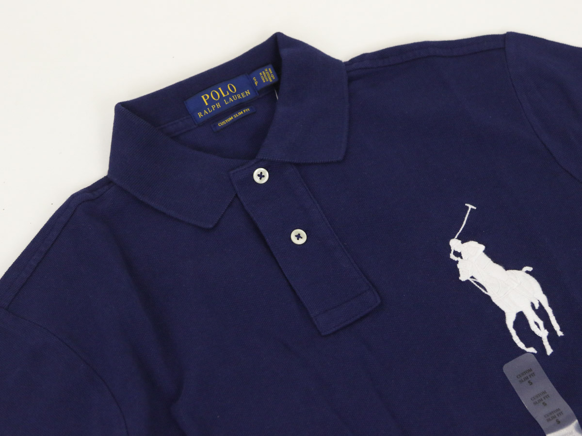 "Ralph Lauren Polo Mens Button down Shirt pony logo Blue 18/""  46cm"