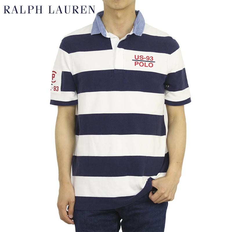 ポロ ラルフローレン クラシックフィット 鹿の子 ポロシャツ ラガーシャツ POLO Ralph Lauren Men's CLASSIC FIT