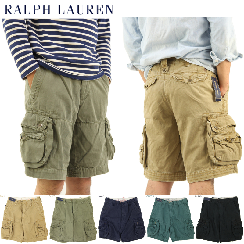 abjnuts | Rakuten Global Market: Ralph Lauren Men's Easy Cargo ...