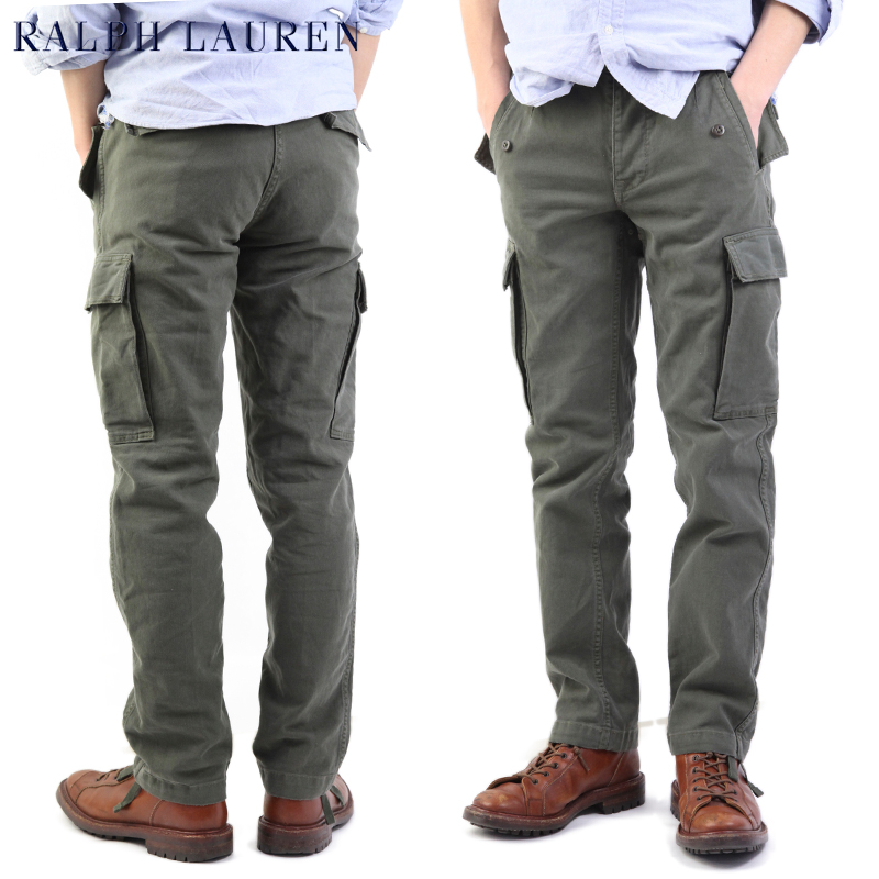 Shorts Mens Cargo Lauren Shoes Ralph I2W9bHDeEY