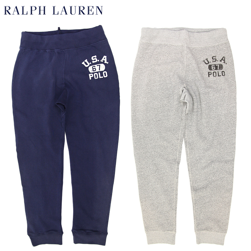 Ralph Lauren Men s Fleece Pants US Polo Ralph Lauren sweat pants joggers  pants 83f519cc3