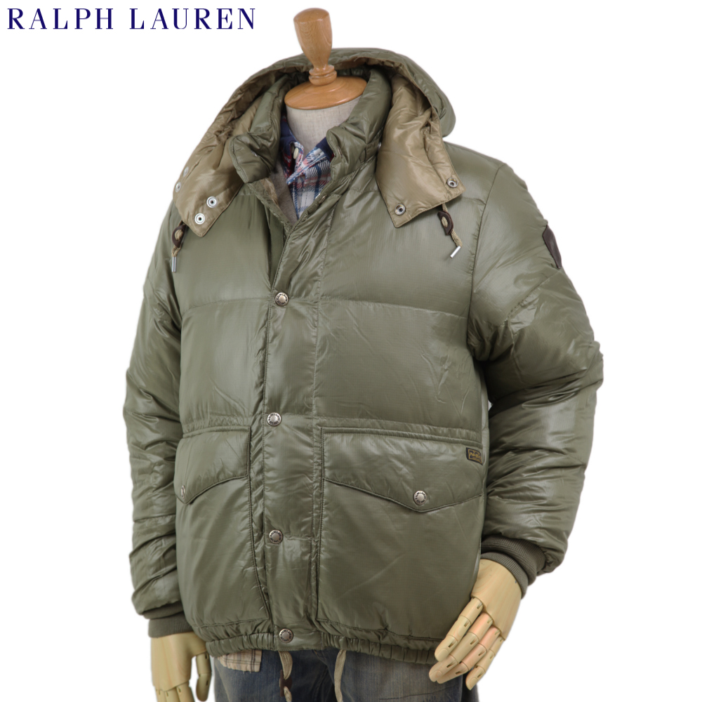 Ralph Lauren By With Men's Jacket Polo Down sQCrthxd