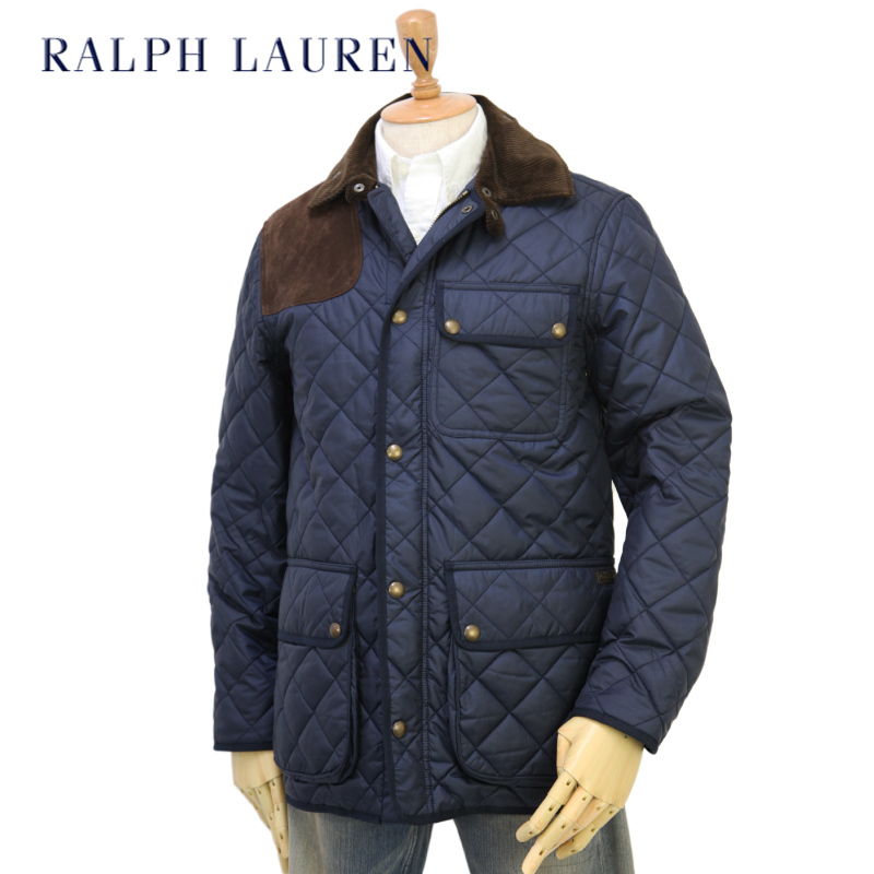 abjnuts | Rakuten Global Market: Ralph Lauren Men's Leather Patch ... : leather quilted vest - Adamdwight.com