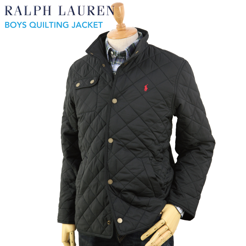 fb07aec7f abjnuts: POLO by Ralph Lauren Boys Quilted Jacket US Ralph Lauren ...