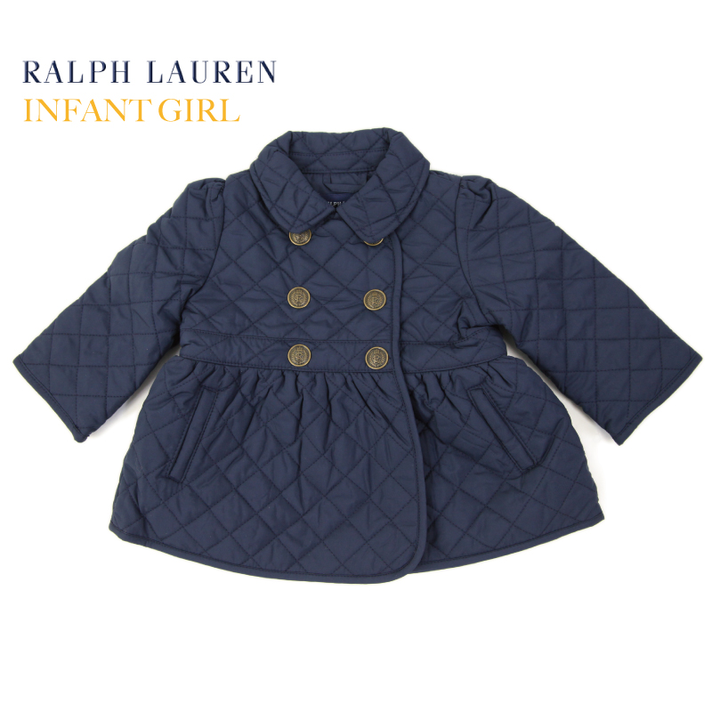 "8e34b7173 abjnuts: Quilting jacket of the (9M-24M) POLO by Ralph Lauren "" ..."