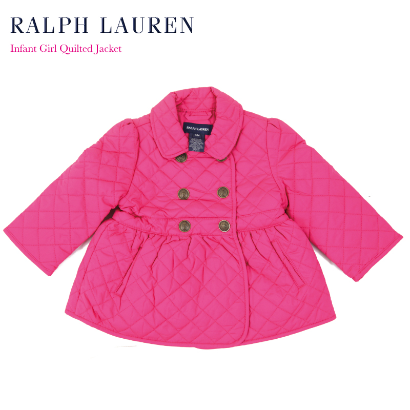 a4cb57aa9 abjnuts  Quilting jacket of the (9M-24M) POLO by Ralph Lauren  quot ...