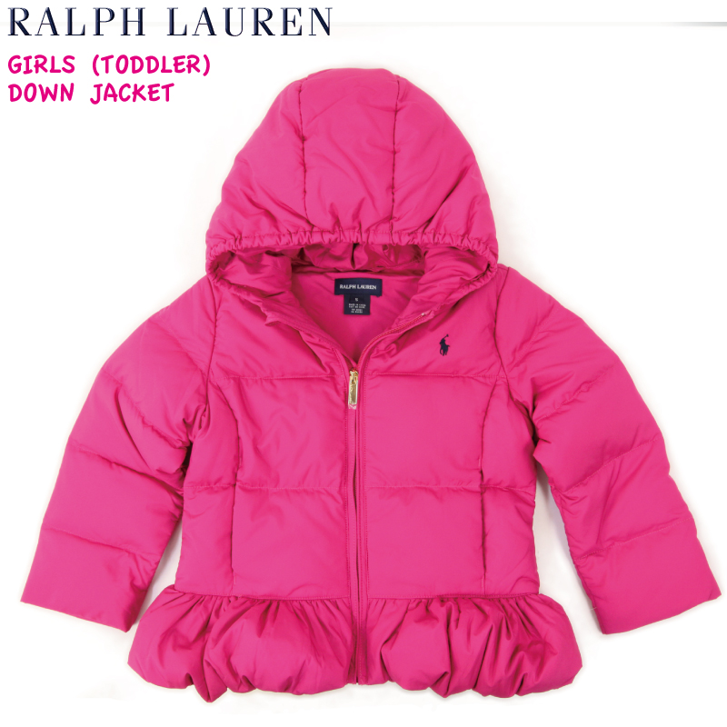cce5c1dfe abjnuts: (X 2-6) POLO by Ralph Lauren GIRLS (X 2-6) Down Jacket ...
