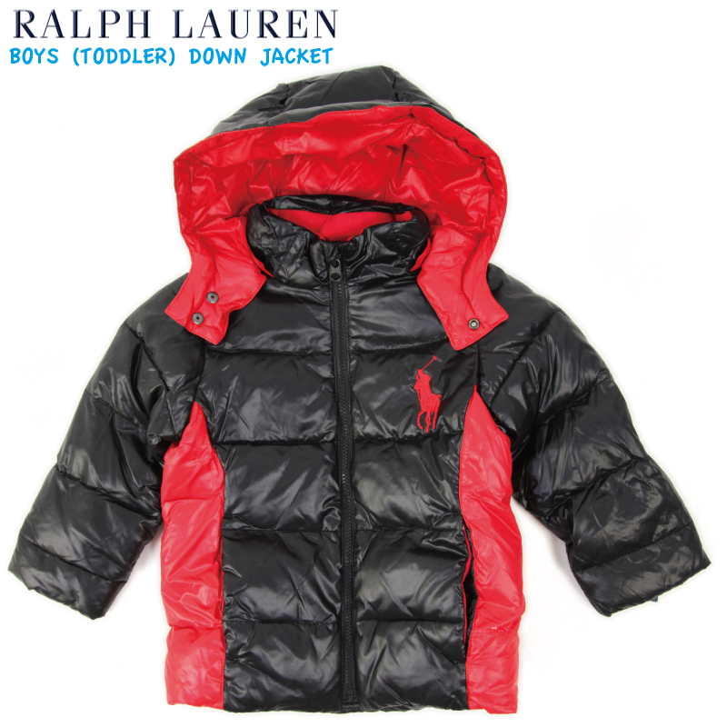 efd6203b5 abjnuts  Down jacket for BOYS(2-7) POLO by Ralph Lauren Racing ...