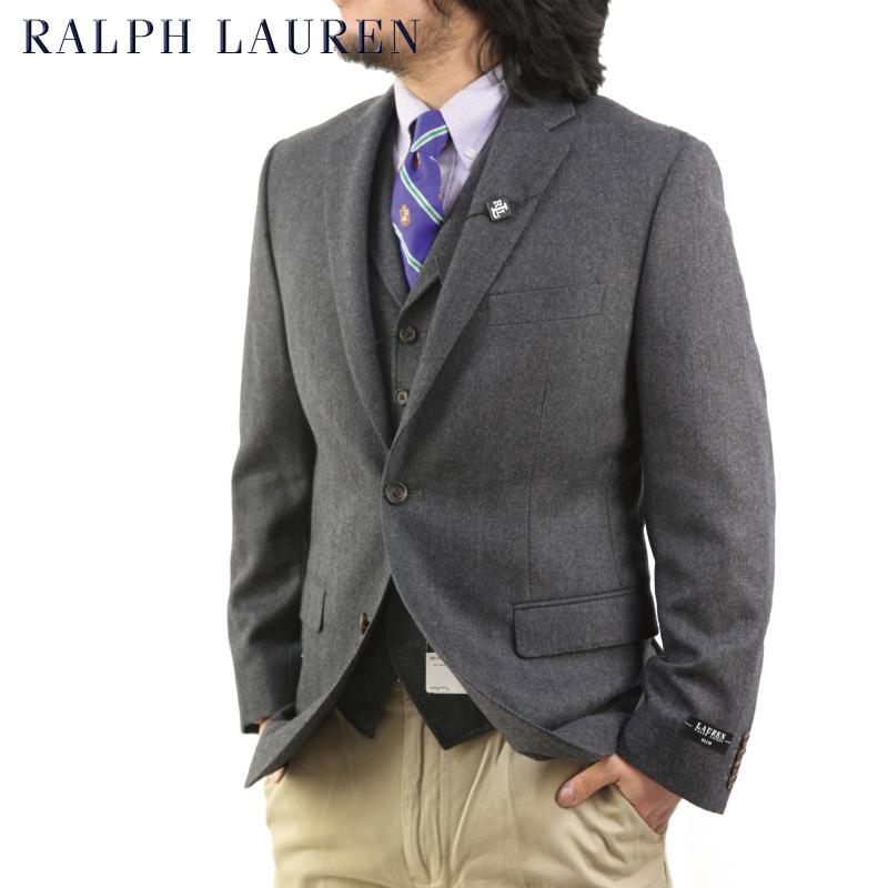 LAUREN by Ralph Lauren Men'sTweed Jacket USポロ ラルフローレン ツイード ジャケット