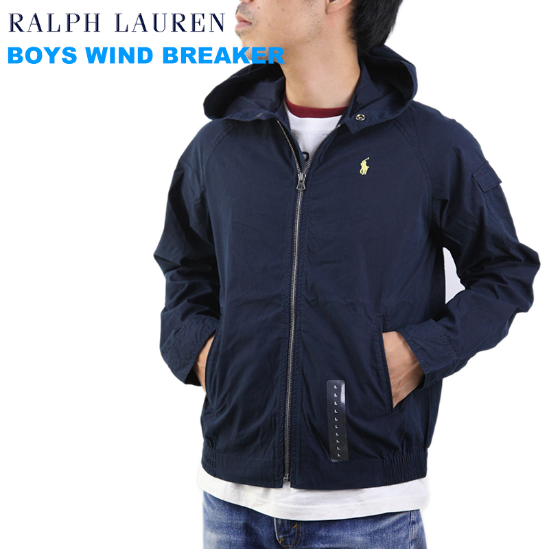 f4865852a abjnuts: Windbreaker with the POLO by Ralph Lauren Boys Hood Wind ...