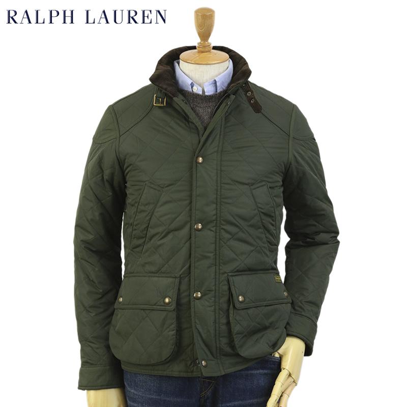 Ralph Lauren Men's Cadwell Quilted Bomber Jacket USラルフローレン メンズ キルティングジャケット
