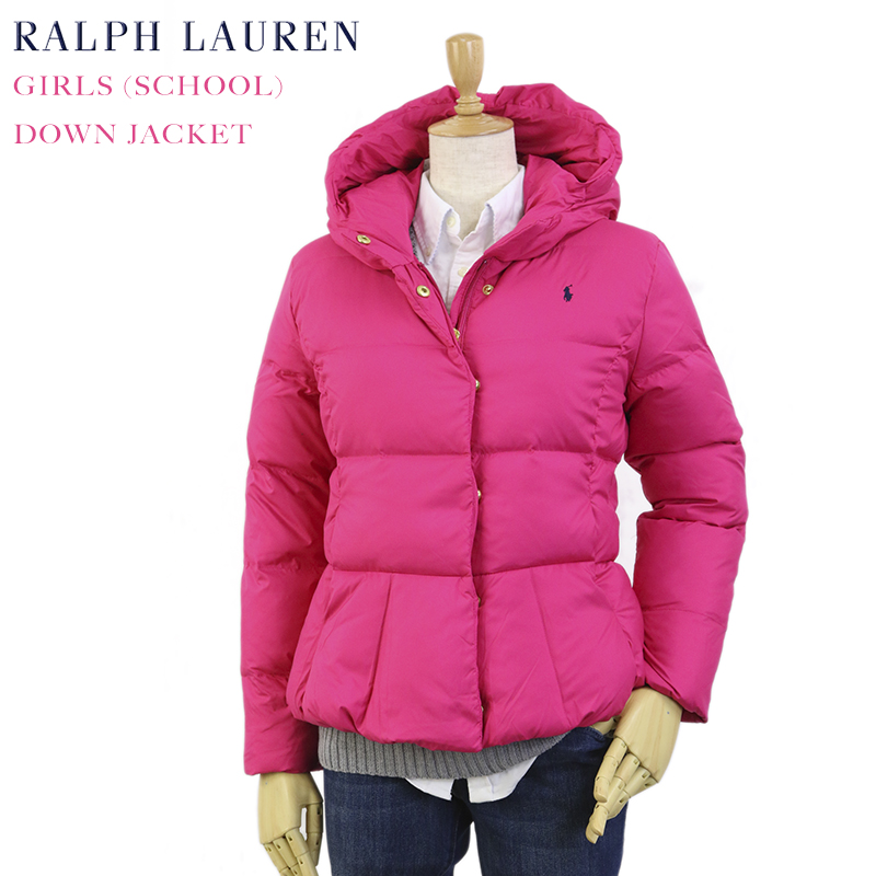 d05b42a4c POLO by Ralph Lauren Girls Down Jacket US Ralph Lauren girls down jacket ...