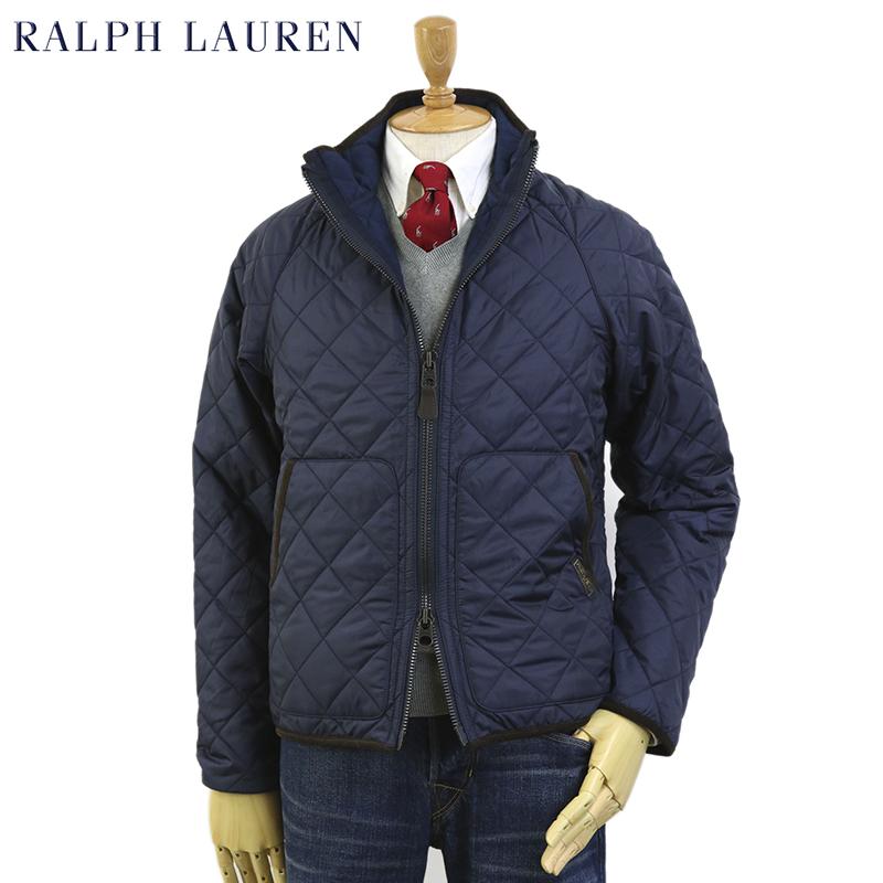 ポロ ラルフローレン メンズ キルティング ジャケットPOLO Ralph Lauren Men's Quilted Jacket US