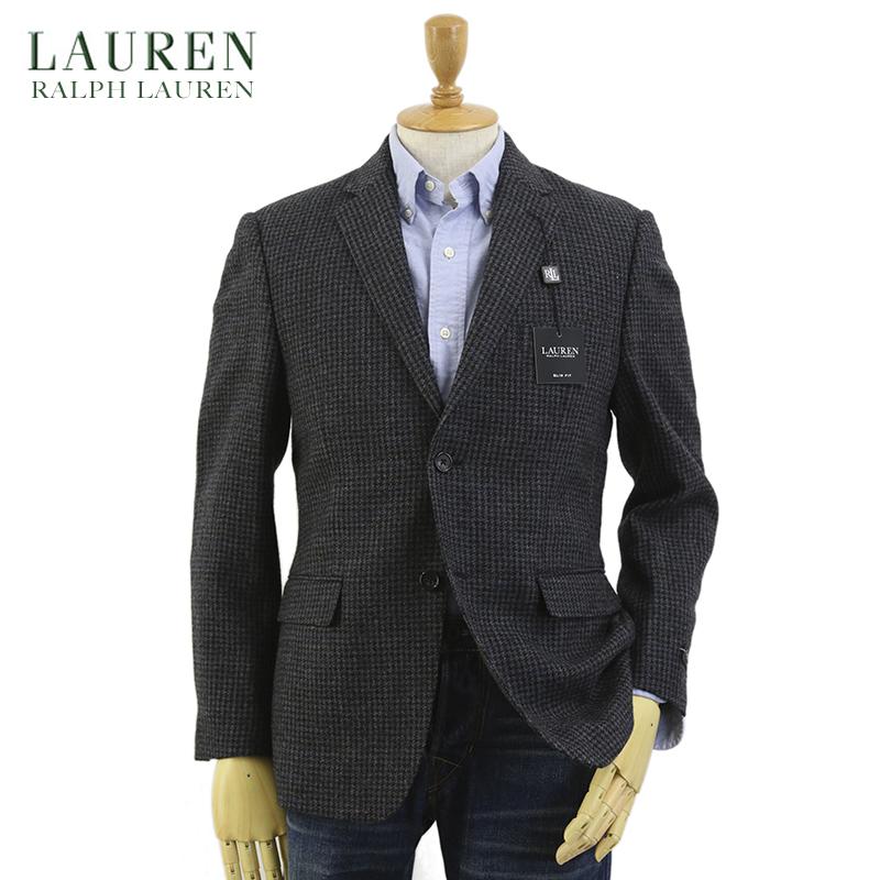 LAUREN by Ralph Lauren Men's Tweed Jacket USポロ ラルフローレン ツイードジャケット スポーツコート