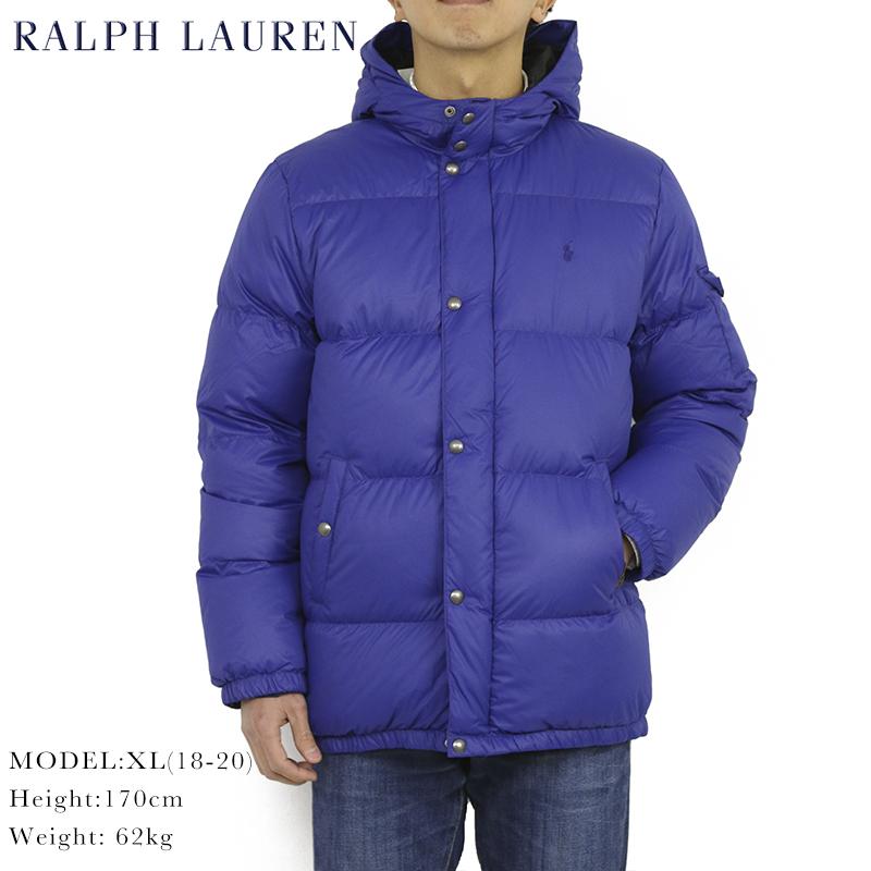 ポロ ラルフローレン ボーイズサイズのダウンジャケット ダウンパーカー POLO by Ralph Lauren Boy's Down Parka Jacket US