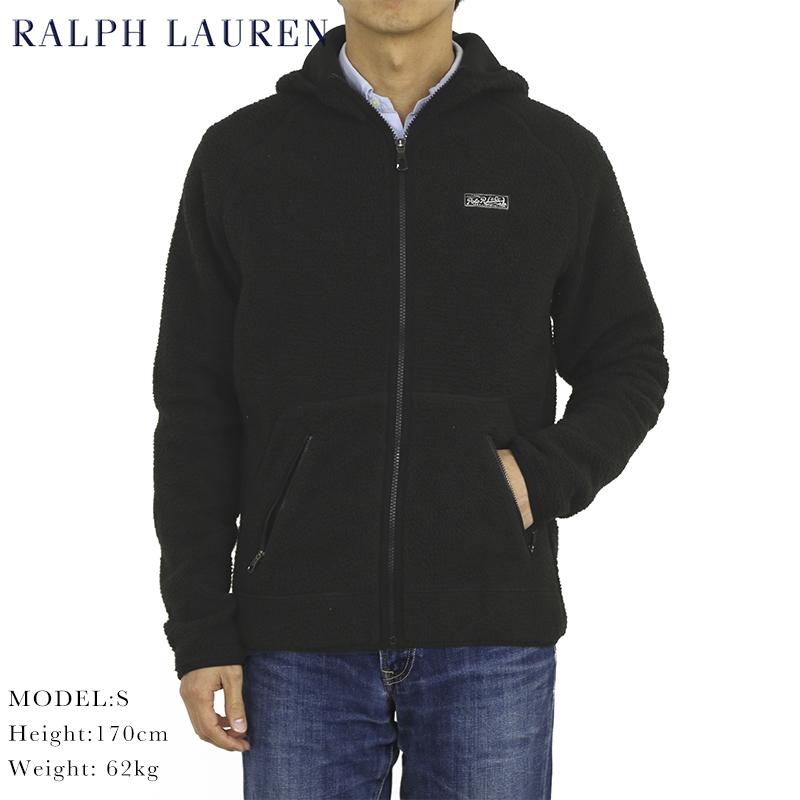 ポロ ラルフローレン フリース ジップアップ フードジャケット パーカー POLO Ralph Lauren Men's Performance Fleece Hoodie US