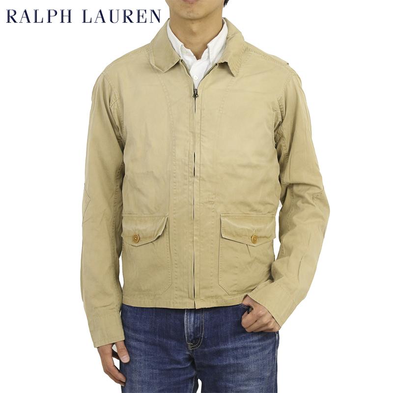 ポロ ラルフローレン ビンテージ コットン ジャケット ブルゾン POLO by Ralph Lauren Men's Cotton Jacket US