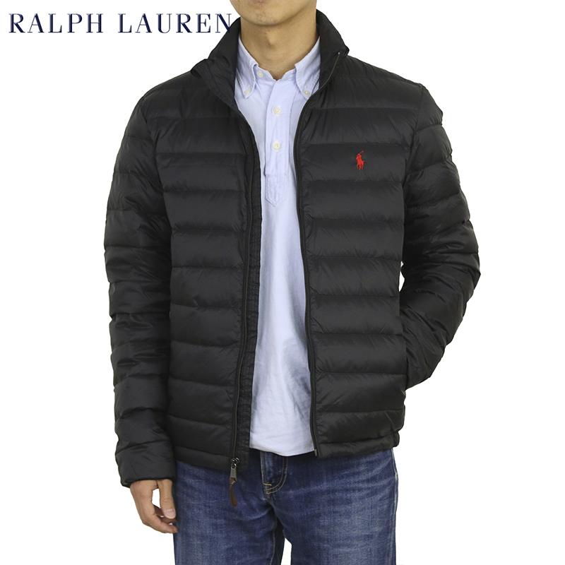 ポロ ラルフローレン パッカブル ダウンジャケット POLO by Ralph Lauren Men's Packable Down Jacket US
