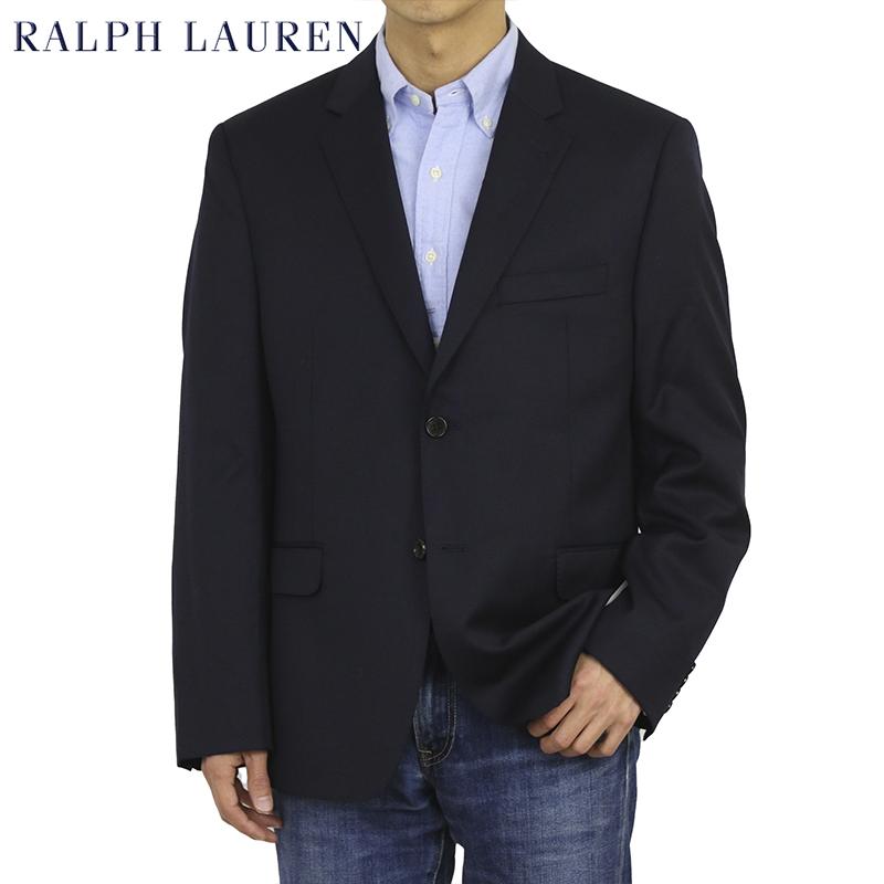LAUREN by Ralph Lauren Men's Wool Stretch Jacket US ローレン ラルフローレン ウール ストレッチ ブレザー ジャケット スポーツコート